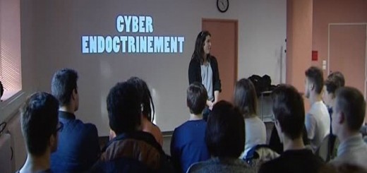 cyber endoctrinement